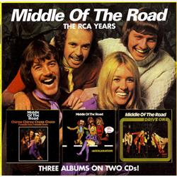 Cover di Middle of the Road: The RCA Years