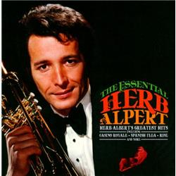 Cover Herb Alpert - The Essential Herb Alpert