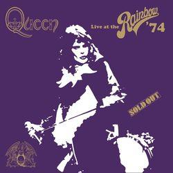 Cover Queen - Live At The Rainbow