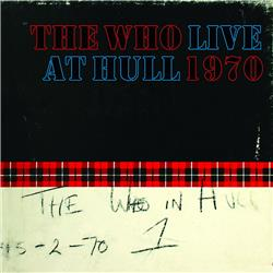 Cover The Who - Live At Hull