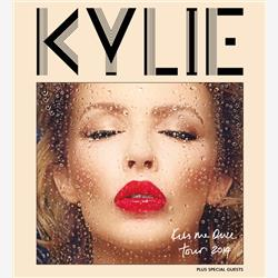 Cover Kylie Minogue - Kiss Me Once Tour