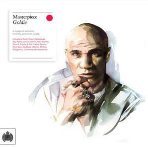 Cover Goldie - Masterpiece