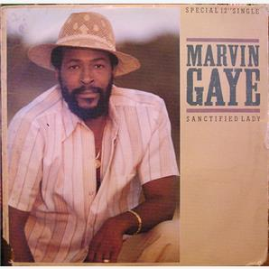 Cover Marvin Gaye - Sanctified Lady