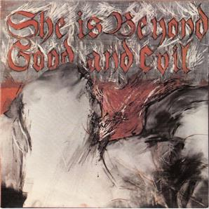 Cover The Pop Group - She Is Beyond Good and Evil