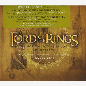 Cover Howard Shore - Music from the Lord of the Rings: The Trilogy