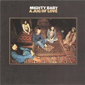 Cover Mighty Baby - A Jug of Love