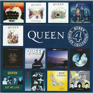 Cover Queen - The Singles Collection, Volume 4