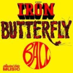 Copertina di Iron Butterfly Ball