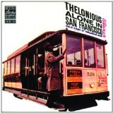 Copertina di Thelonious Monk Thelonious Alone in San Francisco