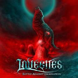 Copertina di Lovebites (JPN) Battle Against Damnation