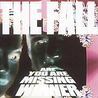 Copertina di The Fall Are You Are Missing Winner