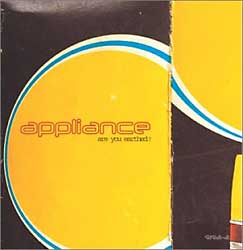 Copertina di Appliance Are You Earthed?