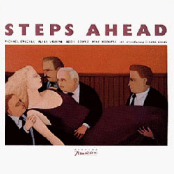 Copertina di Steps Ahead Steps Ahead