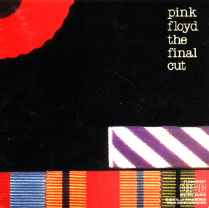 Copertina di Pink Floyd The Final Cut