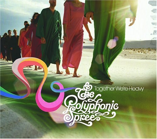 Copertina di The Polyphonic Spree Together We're Heavy