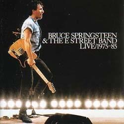 Copertina di Bruce Springsteen Bruce Springsteen & The E Street Band Live/1975-85