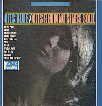 Copertina di Otis Redding Otis Blue