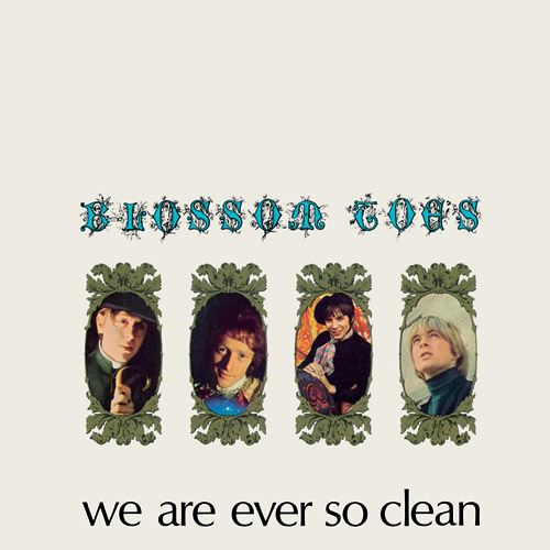 Copertina di Blossom Toes We Are Ever So Clean