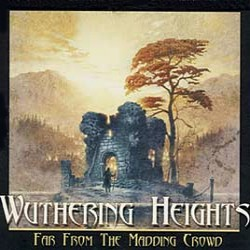Copertina di Wuthering Heights Far From The Madding Crowd