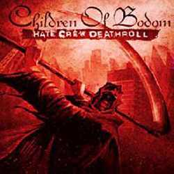 Copertina di CHILDREN OF BODOM HATE CREW DEATHROOL