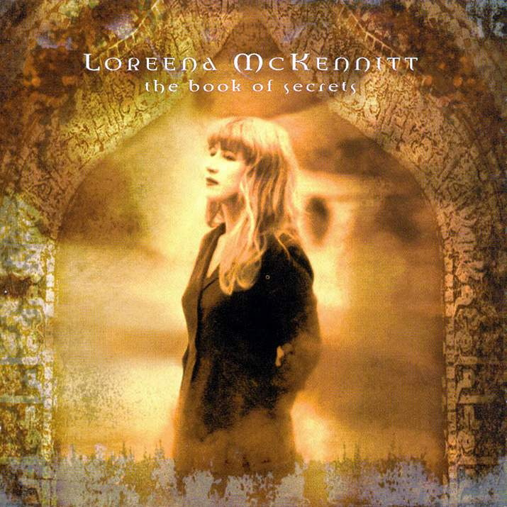 Copertina di Loreena McKennitt The Book Of Secrets