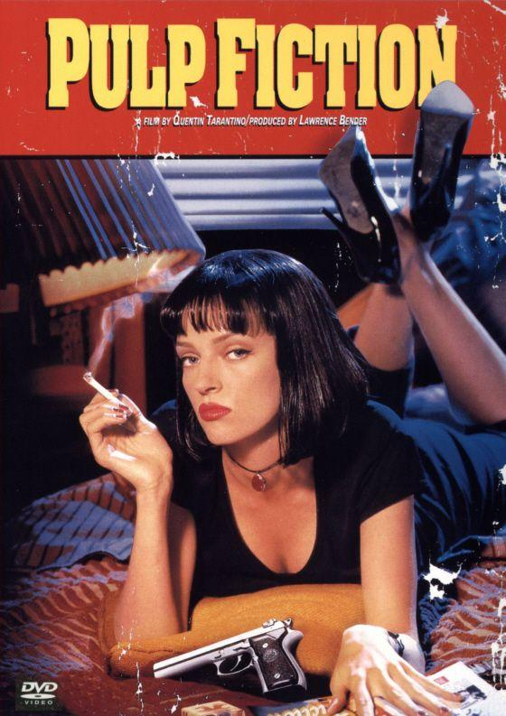 Copertina di Quentin Tarantino Pulp Fiction