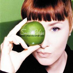 Copertina di Suzanne Vega Nine Objects Of Desire