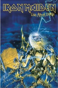 Copertina di Iron Maiden Live After Death, Special Edition 2008