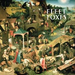 Copertina di Fleet Foxes Fleet Foxes