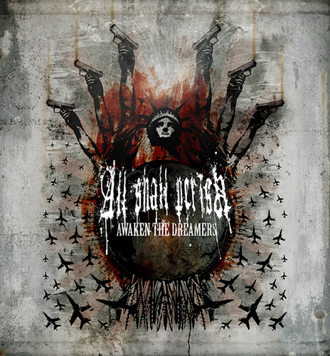 Copertina di All Shall Perish Awaken The Dreamers