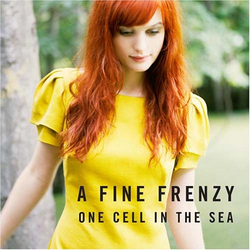 Copertina di A Fine Frenzy One Cell in the Sea