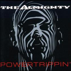 Copertina di The Almighty Powertrippin'