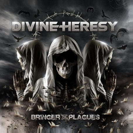 Copertina di Divine Heresy Bringer of Plagues