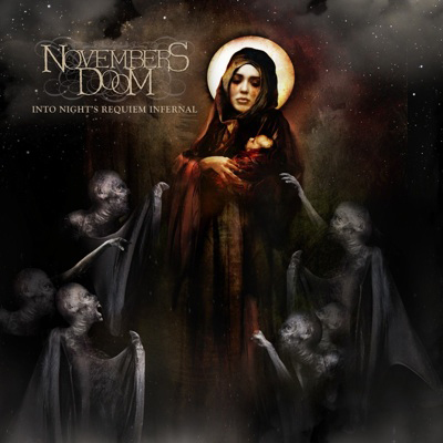 Copertina di Novembers Doom Into Night's Requiem Infernal