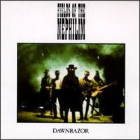 Copertina di Fields Of The Nephilim Dawnrazor