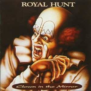 Copertina di Royal Hunt Clown In The Mirror