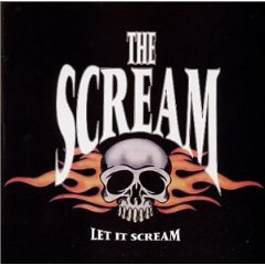 Copertina di The Scream Let It Scream