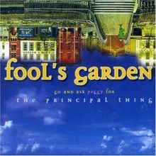 Copertina di Fool's Garden Go And Ask Peggy For The Principal Thing