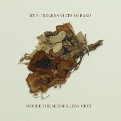 Copertina di Mt. St. Helens Vietnam Band Where The Messengers Meet