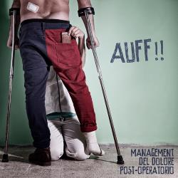 Copertina di Management del dolore post-operatorio Auff!!