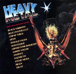 Copertina di AA.VV. Heavy Metal (Music From The Motion Picture)