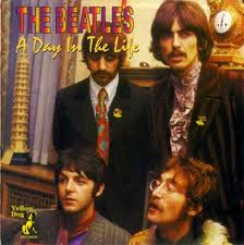 Copertina di The Beatles A Day In The Life