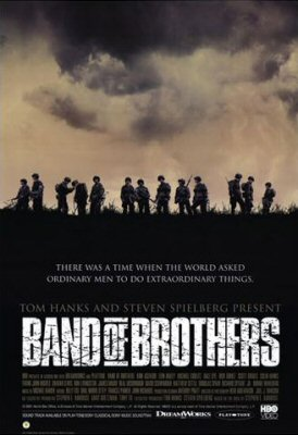 Copertina di HBO Band Of Brothers