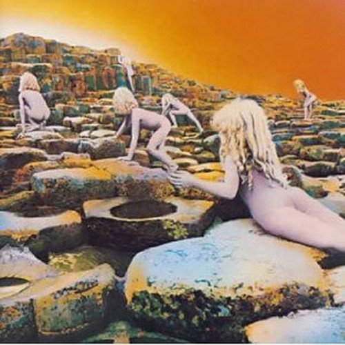 Copertina di Led Zeppelin Houses Of The Holy