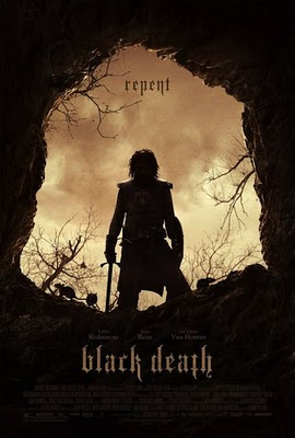 Copertina di Christopher Smith Black Death