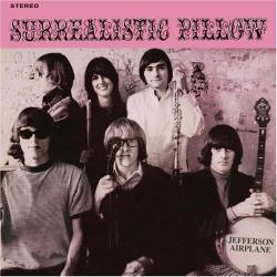 Copertina di Jefferson Airplane Surrealistic Pillow