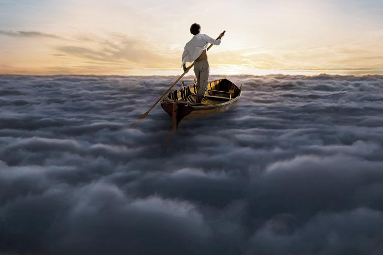 Copertina di Pink Floyd The Endless River