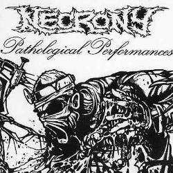 Copertina di Necrony Pathological Performances