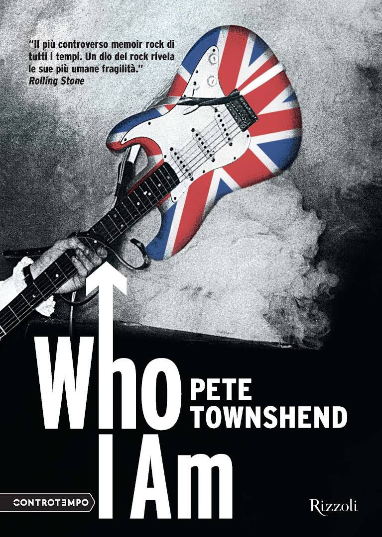 Copertina di Pete Townshend Who I Am