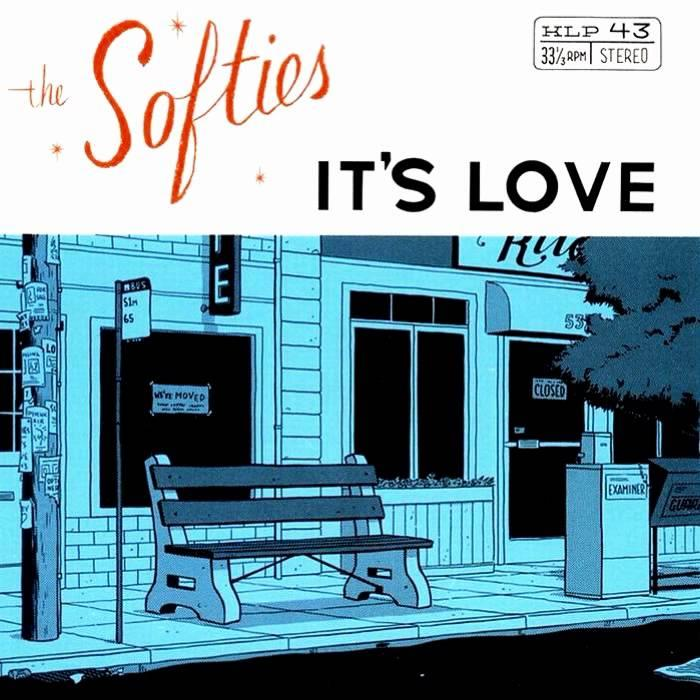 Copertina di The Softies It's Love